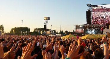Die besten europäischen Musik-Festivals 2013