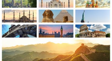 Sightseeing global: Top 10 sehenswerter Klassiker