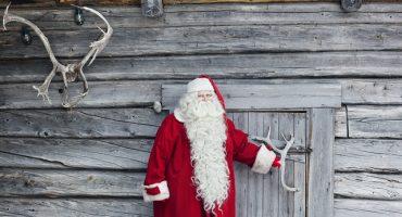 Wo wohnt der Weihnachtsmann? 🎅🌍