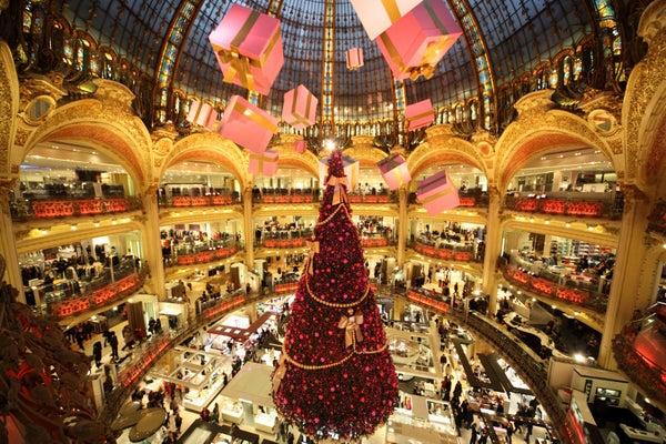 Die Städte mit der schönsten Weihnachtsdekoration - Paris