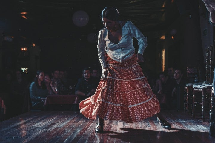madrid, flamenco