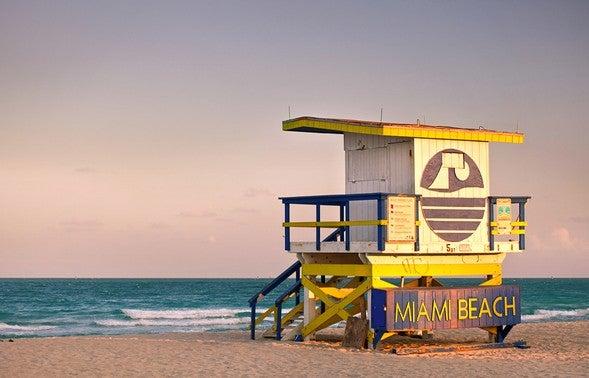 Miami an einem Tag