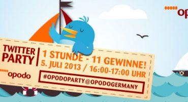 Opodo Twitter Party