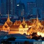 Bangkok an einem Tag Königspalast