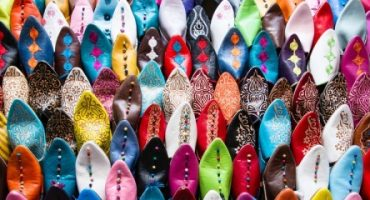 Schuhe weltweit: Zeigt her eure Füße, zeigt her eure Schuh'!