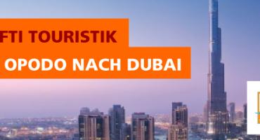 Macht mit bei unserem Dubai Gewinnspiel!