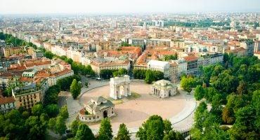 Mailand an einem Tag
