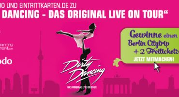 Gewinnaktion: Dirty Dancing in Berlin!