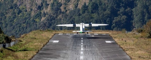 Die kleinsten Flughäfen der Welt