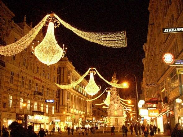 Wien an einem Tag
