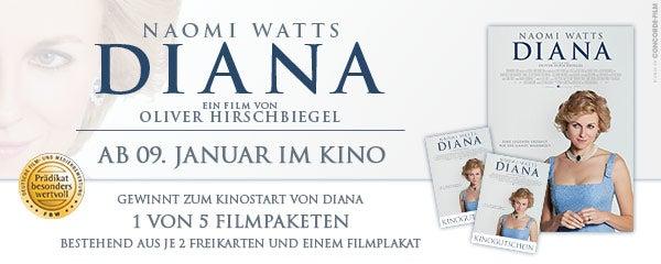 Diana Kinofilm Gewinnspiel Opodo