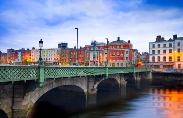 Top 10 Trenddestinationen 2014 Dublin