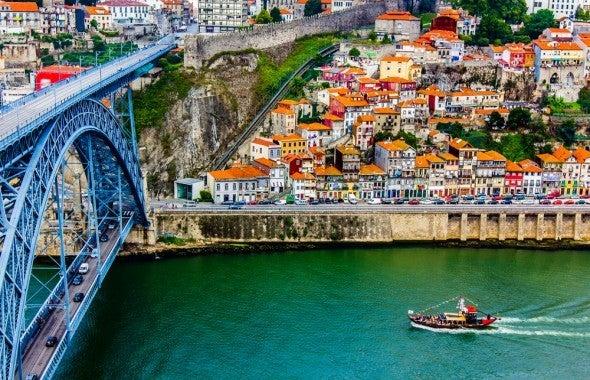 Top 10 Trenddestinationen 2014 Porto
