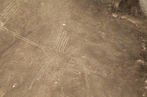 Die Nazca Linien in Peru