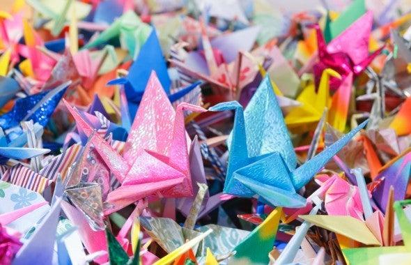 Origami - Reise der Sinne