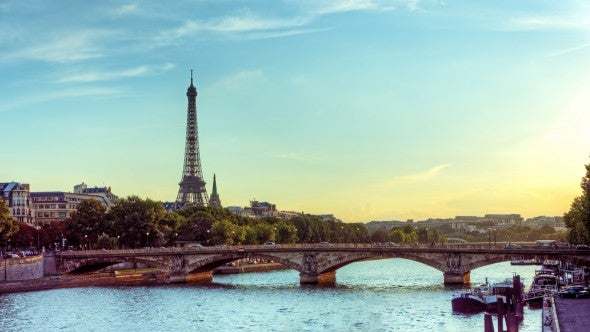 Romantische Reiseziele