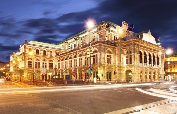 Staatsoper Wien - Reise der Sinne