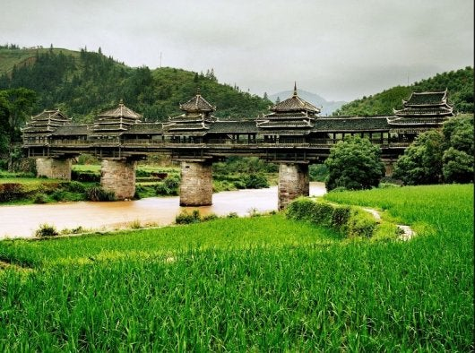 Die ungewöhnlichsten Brücken der Welt