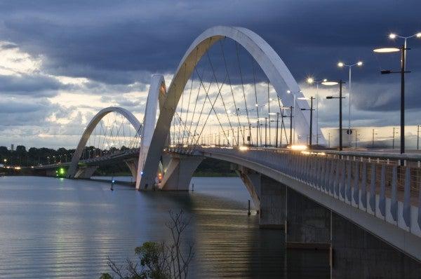ungewöhnliche Brücken