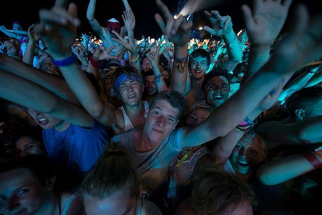 Fans auf dem FIB 2014 © fiberfib/flickr.com