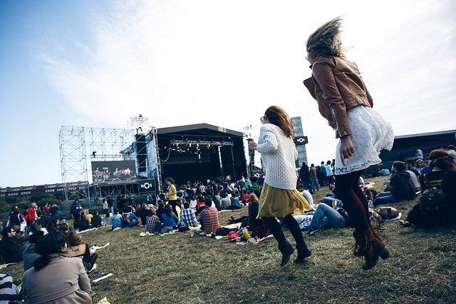 Das NOS Primavera Sound Festival in Porto 2014 © Tiago Pereira/flickr.com