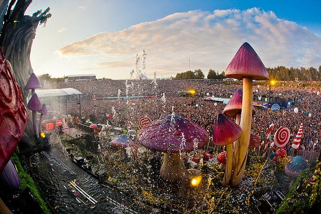 Die besten Musik-Festivals in Europa