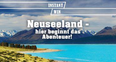 Instant Win Neuseeland