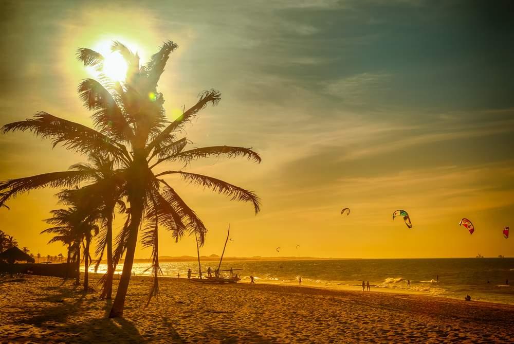 Brasilien Reisetipps, Fortaleza, Praia de Cumbuco