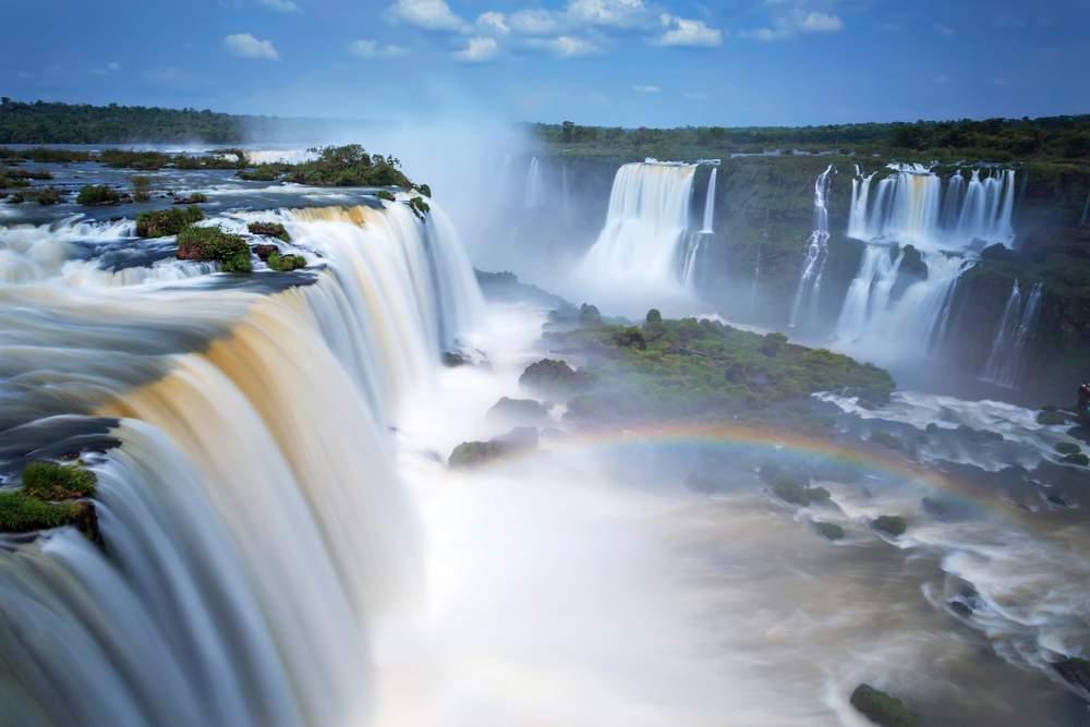 Brasilien Reisetipps, Iguazu Wasserfälle