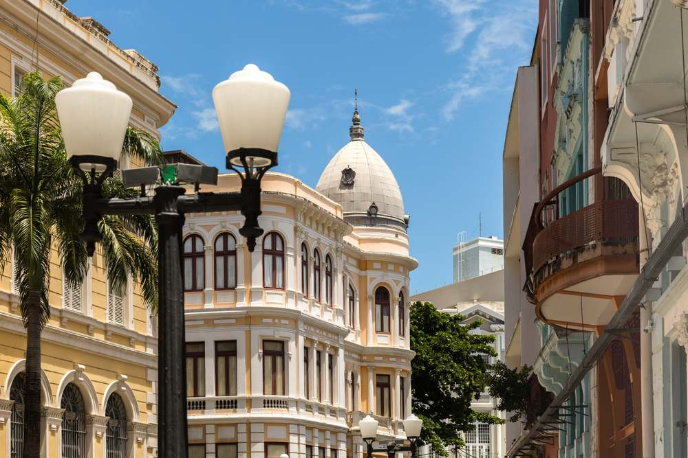 Brasilien Reisetipps,Recife, Altstadt