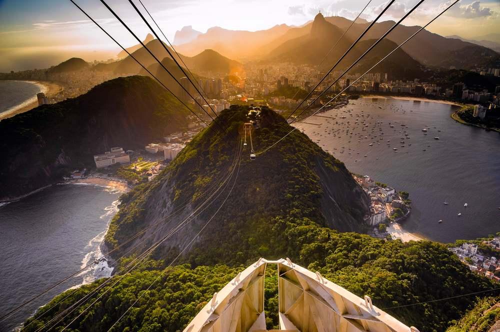 Brasilien Reisetipps, Rio de Janeirao, Seilbahn, Zuckerhut