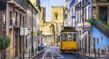Ein Spaziergang durch Lissabon