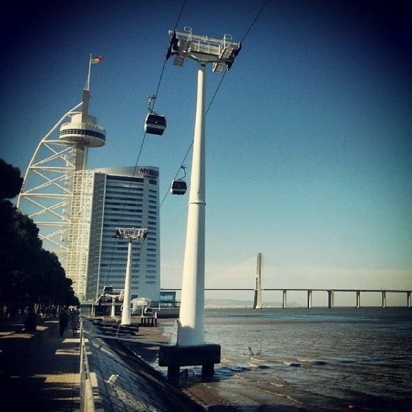 Spaziergang durch Lissabon