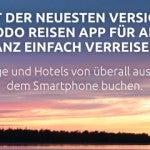 Entdeckt die neue Opodo Reisen App für Android
