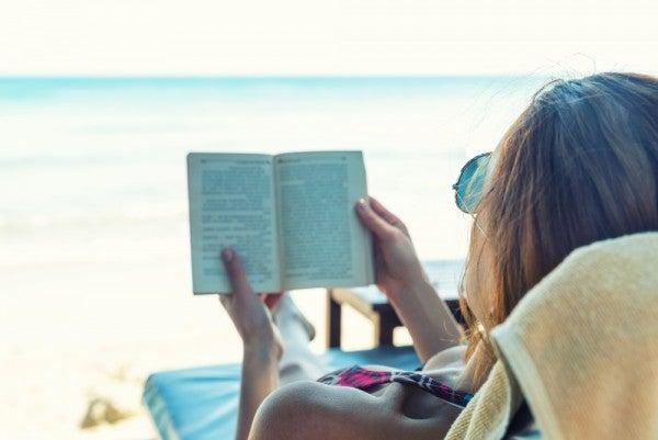 Reisezeit ist Lesezeit