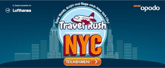 Travel Rush