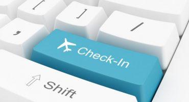 Wie funktioniert der Online Check-In?