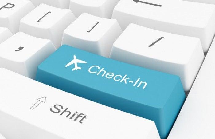 wie funktioniert der web check in