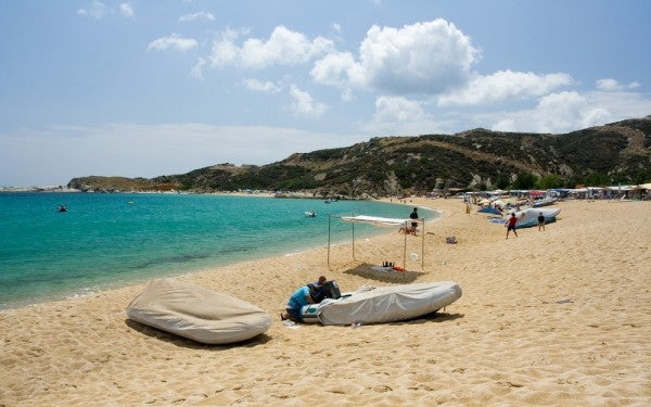 Die schönsten Strände Griechenlands