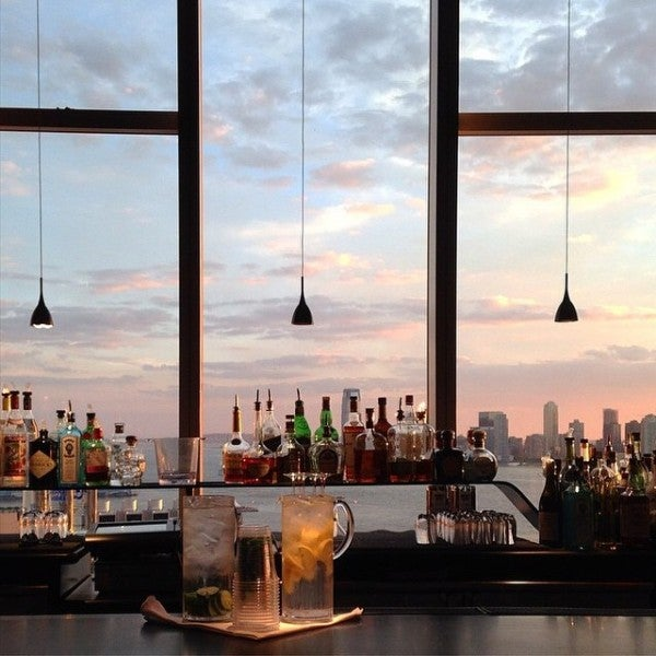 The most spectacular rooftop bars in new york city for Bain new york