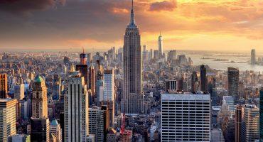 New York an einem Tag