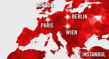 Silvester Reisen – Wo verbringen die Deutschen den Jahreswechsel?