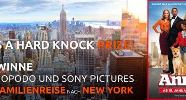 Opodo Gewinnspiel: Mit der ganzen Familie nach New York City