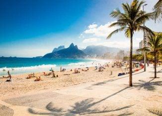 Städte mit Strand Rio de Janeiro