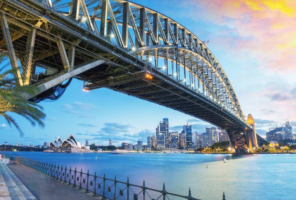 Städte mit Strand Sydney