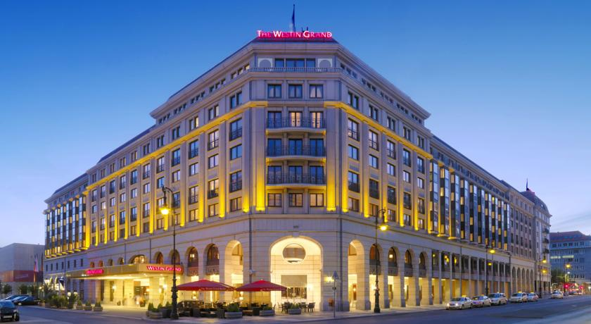 Top 10 film hotels opodo westin grand berlin opodo reiseblog for Besondere hotels weltweit