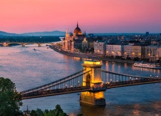Budapest an einem Tag