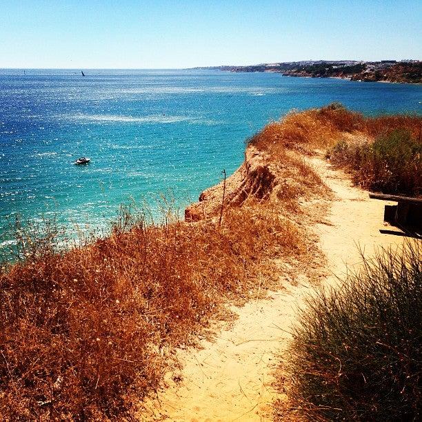 Praia da Falésia, strand, portugal, atlantik, die schönsten strände portugals, küste
