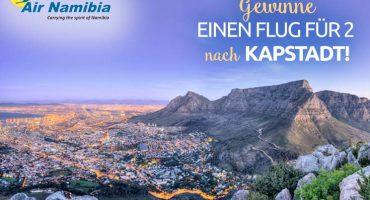 Gewinne einen Flug nach Kapstadt