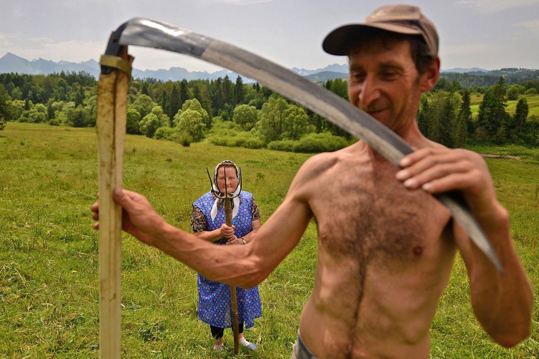 highlanders Bartłomiej Jurecki / National Geographic Traveler Photo Contest